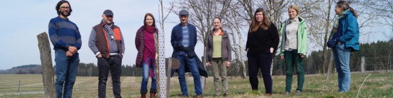 Návštěva nadační jabloně v Bemagru