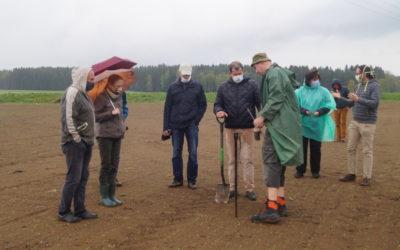 Setkání vBemagru – nastavení spolupráce snovým vedením farmy