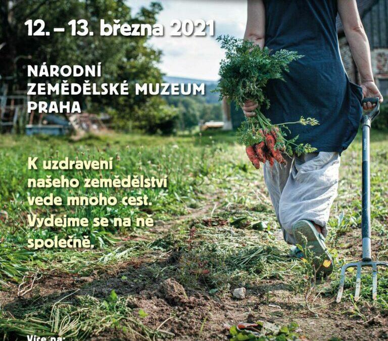 Symposium Živé zemědělství | 12.-13.3.2020